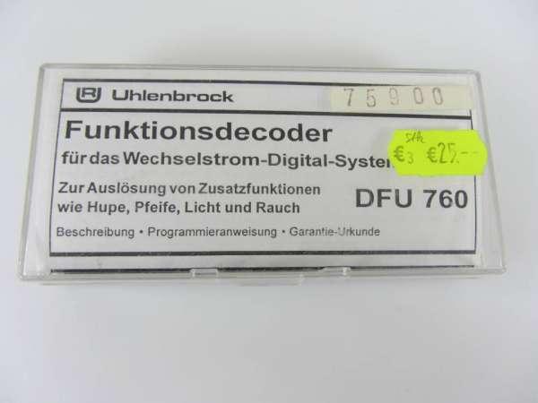 Uhlenbrock 75900 Lokdecoder neu und originalverpackt