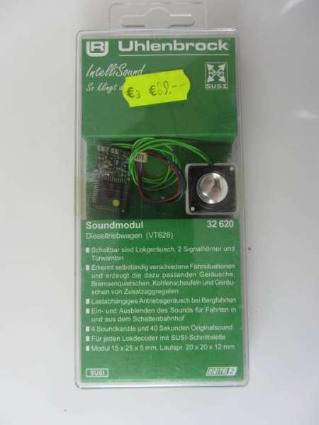 Uhlenbrock 32620 Soundmodul (Decoder mit Lautsprecher) neu und originalverpackt