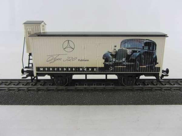 """Basis 4680 G10 mit Bremserhaus """"Mercedes Pullmann"""" Nostalgie-Serie, Sondermodell, neuwertig mit-"""