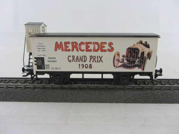 """Basis 4680 G10 mit Bremserhaus """"Mercedes Grand Prix"""" Nostalgie-Serie, Sondermodell, neuwertig mit Ve"""