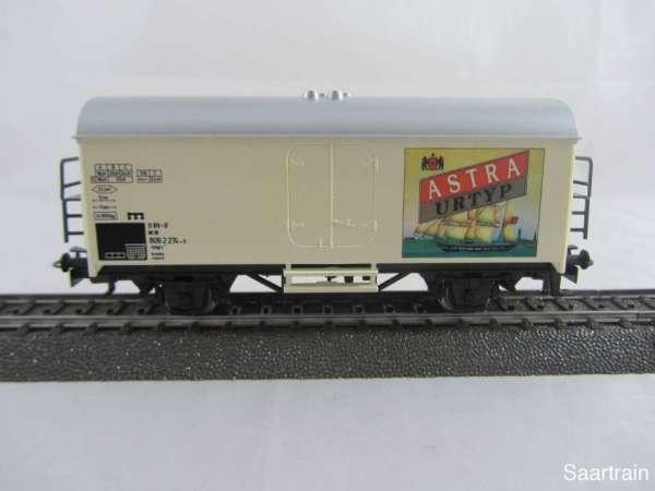Märklin Basis 4415 Bierwagen Astra Urtyp SOMO gebraucht ohne Verpackung