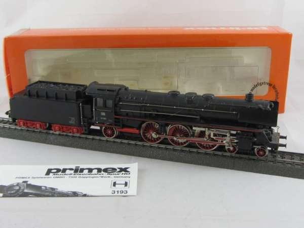 Primex 3193 Dampflok Br 01 081 gebraucht aber guter Zustand mit Originalkarton