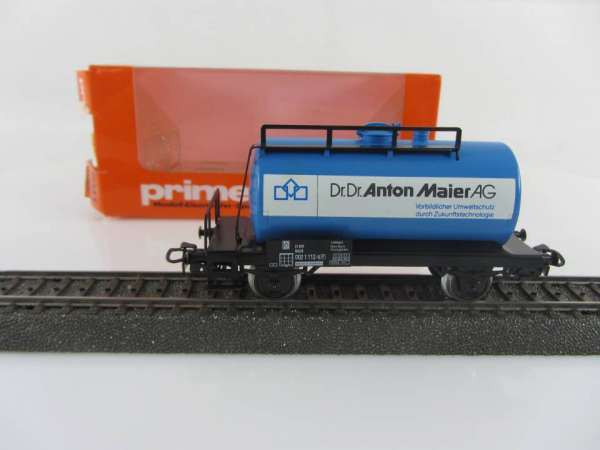 Primex 4591 Kesselwagen Dr. Anton Maier mit Originalkarton sehr guter Zustand