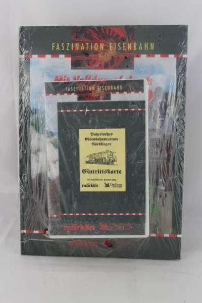 """Eisenbahnbuch """"Mit Volldampf durch Deutschland"""""""
