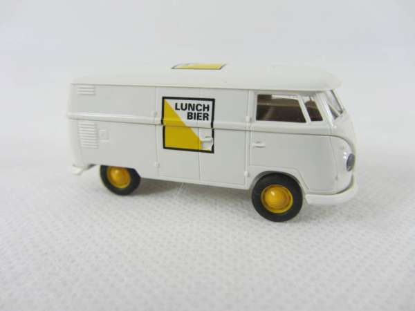 Brekina 1:87 VW T1 Becker Bier, Lunch Bier