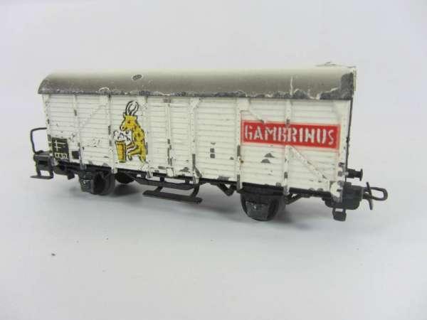 Märklin 325 Bierwagen Gambrinus aus Guss (I), für Bastler