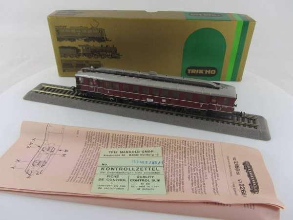 Trix 522468 Triebwagenzug VT 62.904 der DB in rot guter Zustand mit OVP