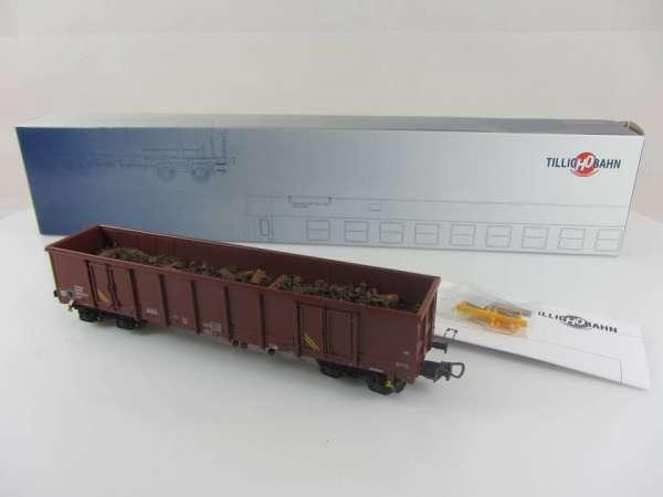 Tillig 76545 offener Güterwagen Eanos der ÖBB, neuwertig mit Verpackung