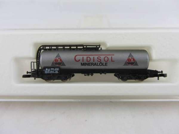 Märklin 8626 Kesselwagen 4-achsig Cidisol Mineralöle, neu mit Originalverpackung