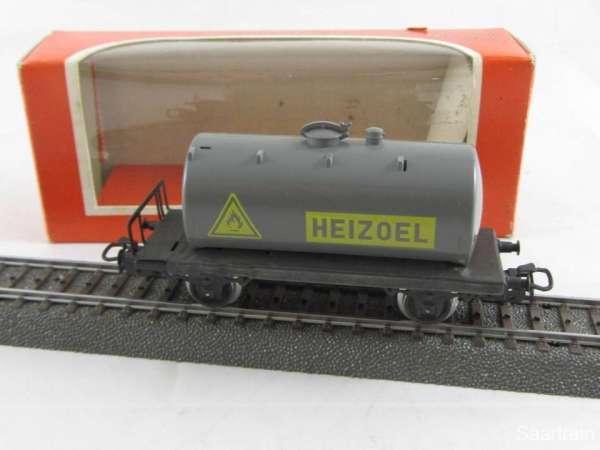 Primex 2000 4582 Kesselwagen Heizoel (II) m Originalkarton gebraucht aber gut