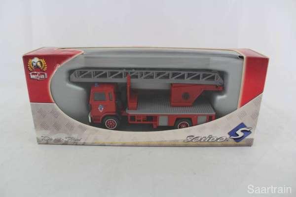 1:50 Solido 3166 Feuerwehr Renault Echelle