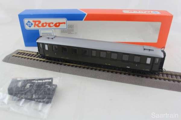 ROCO 44533 Personenwagen der DRG,3. Klasse guter Zustand mit Verpackung