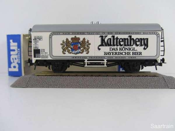 Baur Nr. 164 HO Bierwagen Kaltenberg Bier weiß Neu mit Originalverpackung