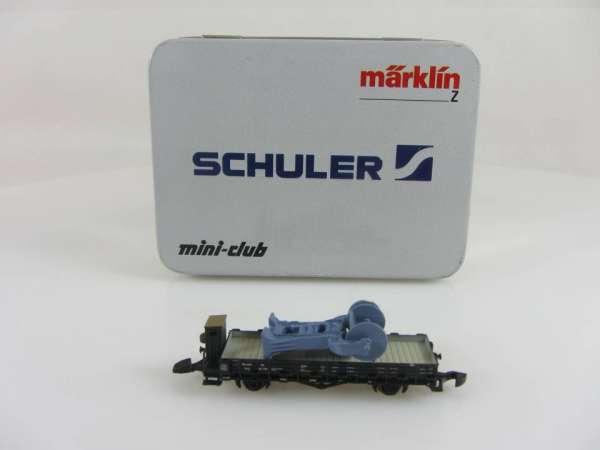 Märklin Spur Z Museumswagen 2001 Schuler Pressen neuwertig mit OVP