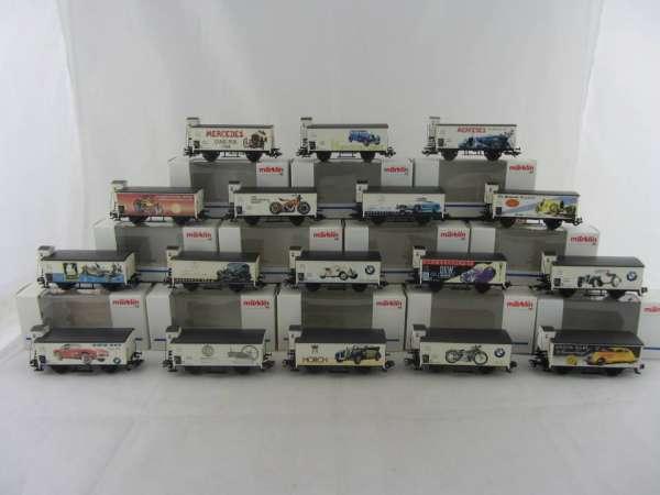 Basis 4680 G10 mit Bremserhaus Nostalgie-Serie, 17 verschiedene Sondermodelle, neuwertig mit Verpac