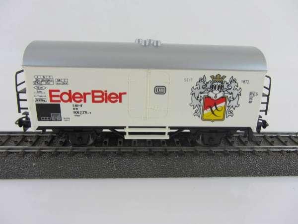 Märklin Basis 4415 Bierwagen Eder Bier SOMO gebraucht ohne Verpackung
