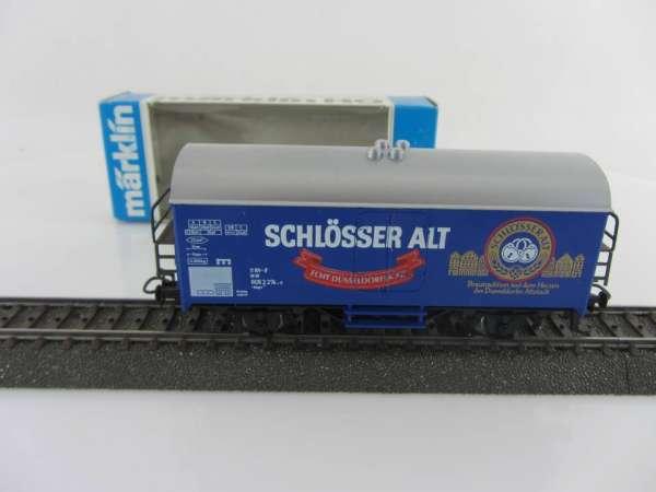 Basis 4415 Bierwagen Schlösser Alt Düsseldorf Sondermodell neuwertig und mit OVP