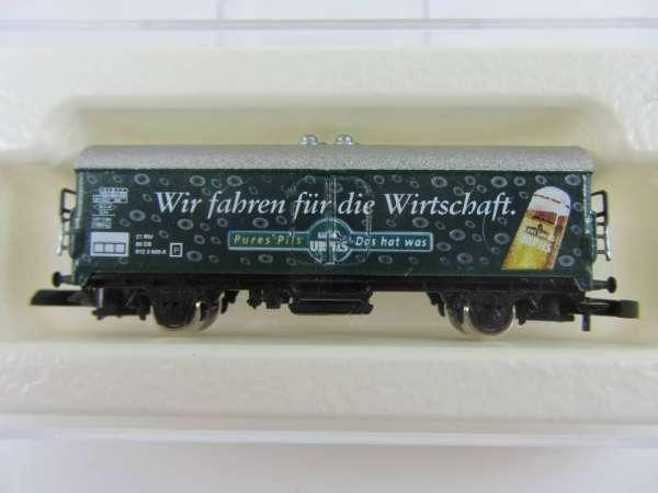 8600 Bierwagen Sondermodell Karlsberg Ur-Pils Wirtschaft m. Originalverpackung