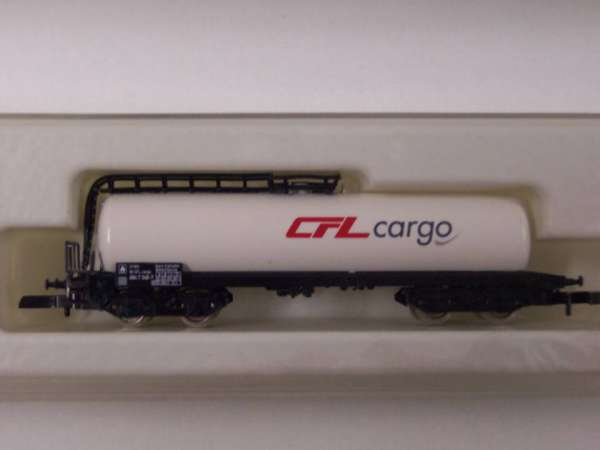 8626 Kesselwagen 4 achsig Sondermodell CFL Cargo Luxenburg weiss mit OVP