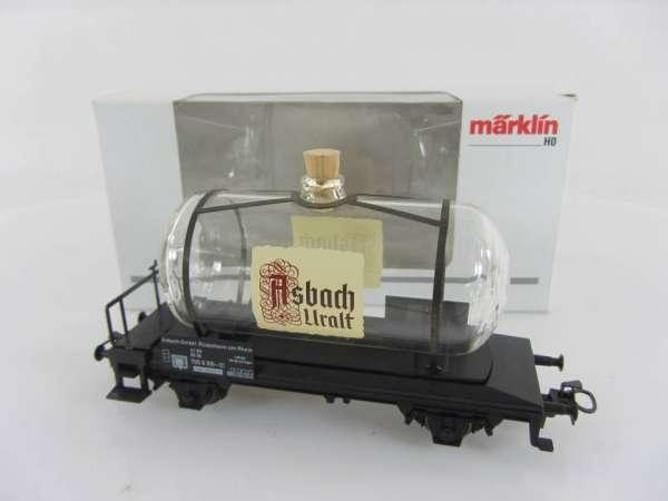 Märklin 44523 Glaskesselwagen Asbach Uralt Sondermodell Neu und m. Verpackung