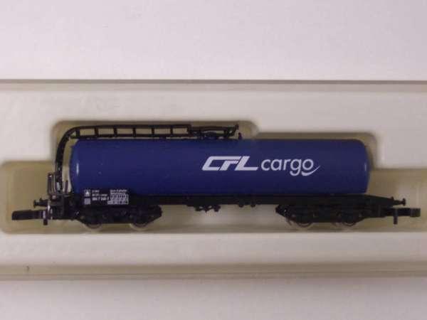8626 Kesselwagen 4 achsig Sondermodell CFL Cargo Luxenburg blau mit OVP