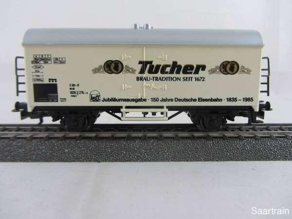 Märklin Basis 4415 Bierwagen Tucher Nürnberg SOMO gebraucht ohne Verpackung