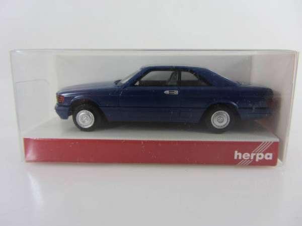 HERPA 24082 1:87 MB 560 SEC neu mit OVP
