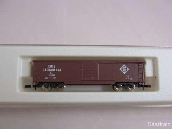 Märklin Sondermodell Boxcar 8641 Erie Lackawanna USA mit Verpackung