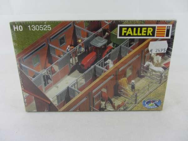 Faller 130525 Bausatz 1:87 HO Stallausstattung neu mit OVP