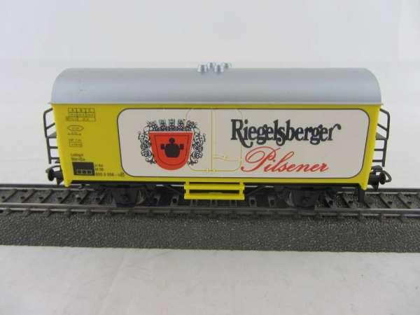 Basis 4415 Bierwagen Riegelsberger Pilsener, Sondermodell mit Verpackung