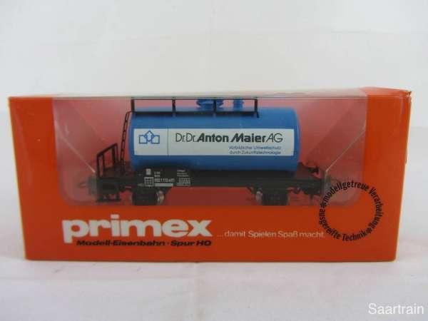 Primex 4591 Kesselwagen Dr. Anton Maier mit Originalkarton (ungeöffnet !)