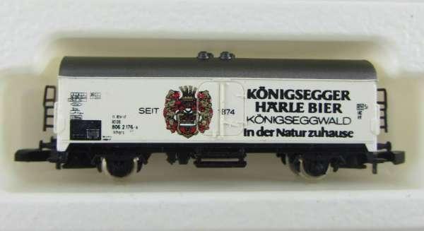 8600 Bierwagen Sondermodell Königsegger Härle Bier mit OVP selten !