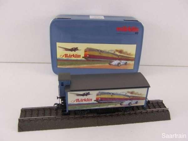 Märklin 94270 G10 zum Modellbahn Treff Göppingen 2005 mit Blechdose OVP