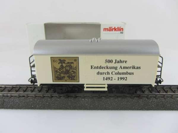 Basis 4415 Werbewagen 500 Jahre Amerika mit Verpackung