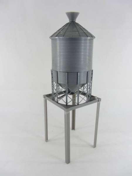 spur 1 silo aus kunststoff gebraucht f r bastler ebay. Black Bedroom Furniture Sets. Home Design Ideas