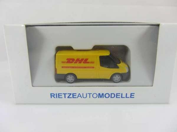 Rietze 31500 1:87 Ford Transit 6 DHL, neu mit OVP