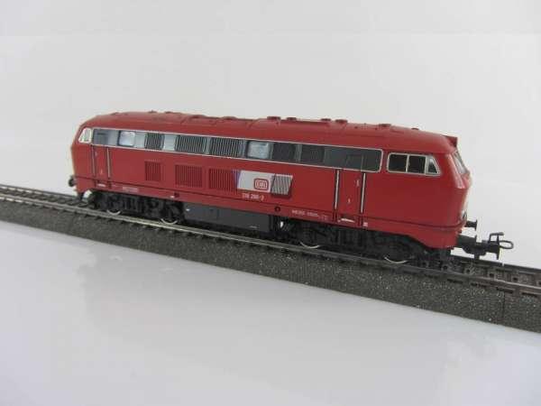 Primex 3019 Diesellok 218 286-3 in rot (DIGITAL) ohne Verpackung