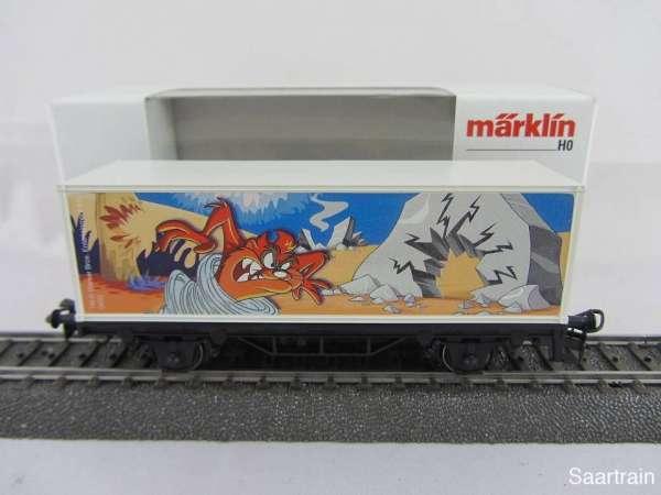 Märklin 48705 1.FC Märklin Jahreswagen 2005 Neu und mit Originalverpackung