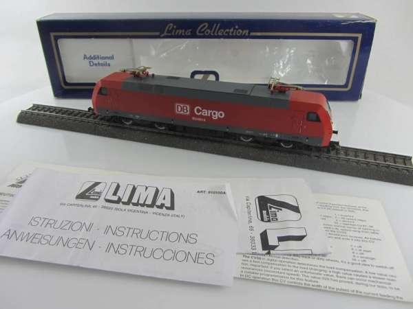 Lima L272584AC Elektrolokomotive Br 152 der DB Cargo, defekt mit OVP