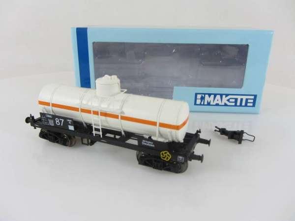 """Makette 4558 Kesselwagen """"VEB Deutzen"""" neuwertig mit Verpackung"""