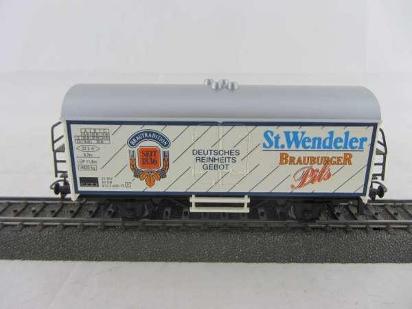 Basis 4415 Bierwagen St.Wendeler Pils Sondermodell mit Verpackung