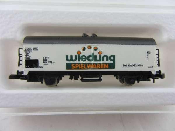 Märklin 8600 Kühlwagen Sondermodell Wiedling mit Originalverpackung