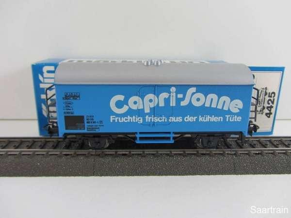 Märklin 4425 Kühlwagen Capri Sonne neuwertig und mit Originalverpackung
