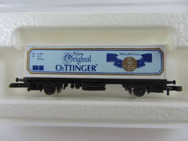 Basis 8615 Oettinger Bierwagen Container Sondermodell mit Box