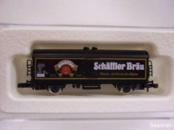 8600 Bierwagen Sondermodell Schäffler Bräu Allgäu mit Originalverpackung