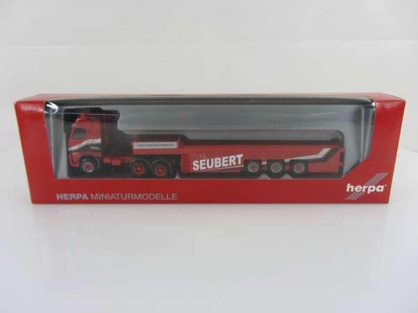 HERPA 157445 1:87 Volvo GL XL Schwerlast Seubert neu mit OVP