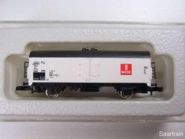 Märklin 8600 Kühlwagen Sondermodell NOE mit Originalverpackung sehr selten !