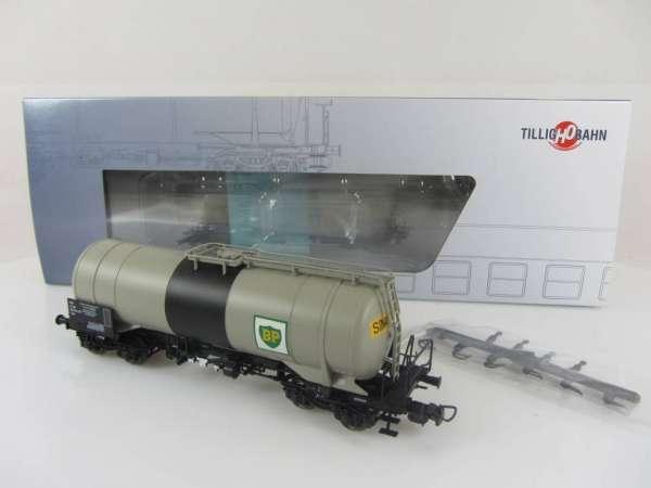 Tillig 76634 Kesselwagen BP der SNCF, neuwertig mit Verpackung