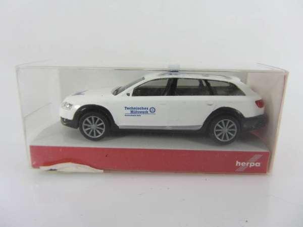 HERPA 47883 1:87 Audi A6 THW neu mit OVP