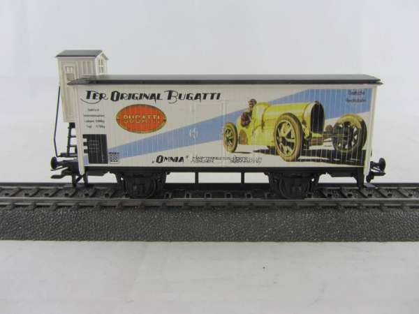 """Basis 4680 G10 mit Bremserhaus """"Bugatti"""" Nostalgie-Serie, Sondermodell, neuwertig mit Verpackung"""